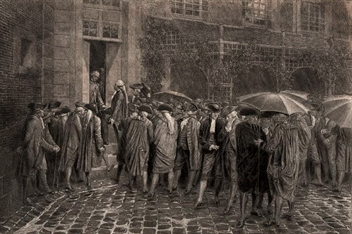 estates general french revolution. of the subject: Estates